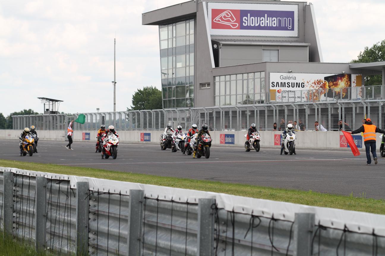 speedladies CUP Slovakiaring juni 2013