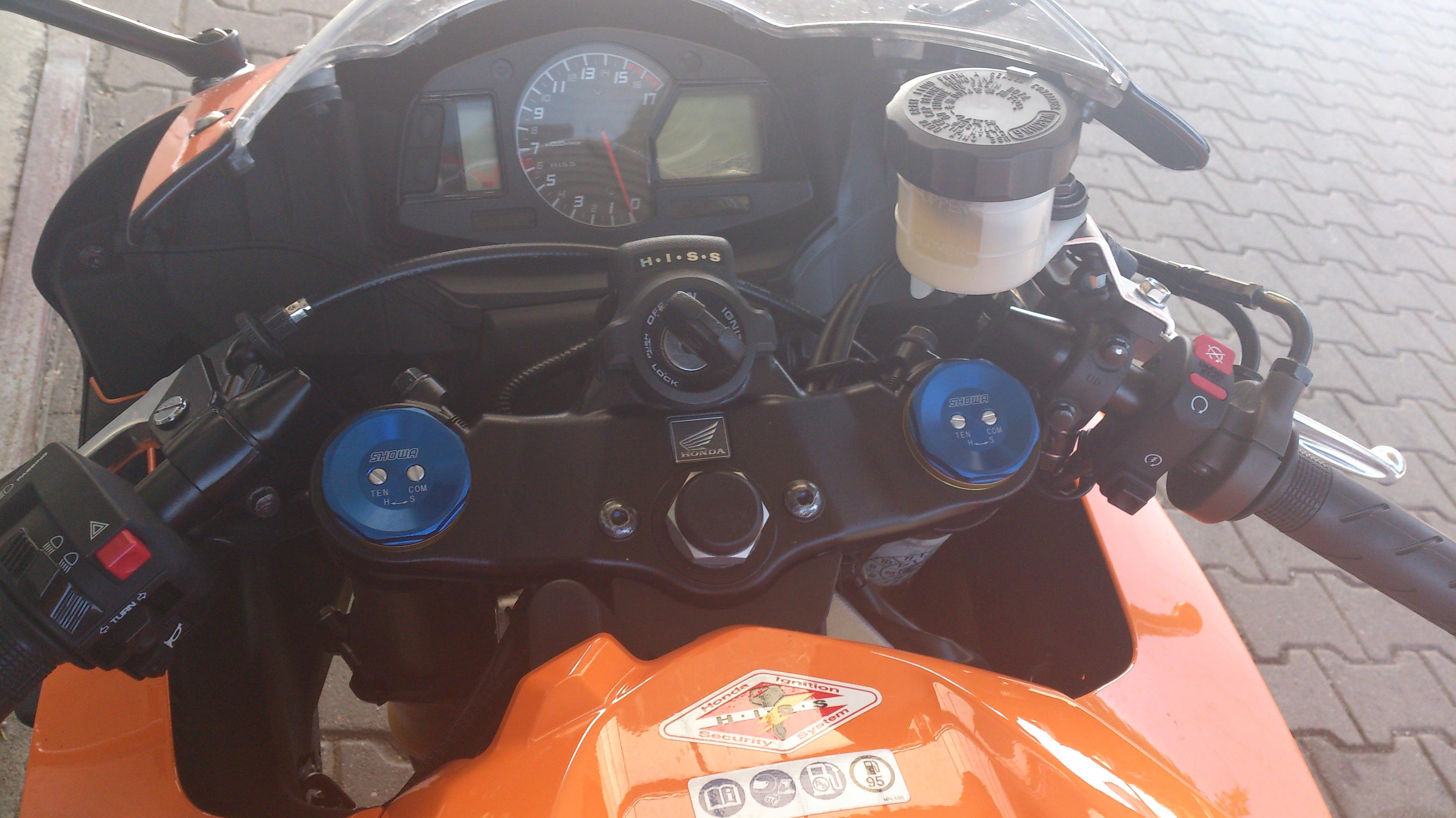 Honda CBR600RR Test_1