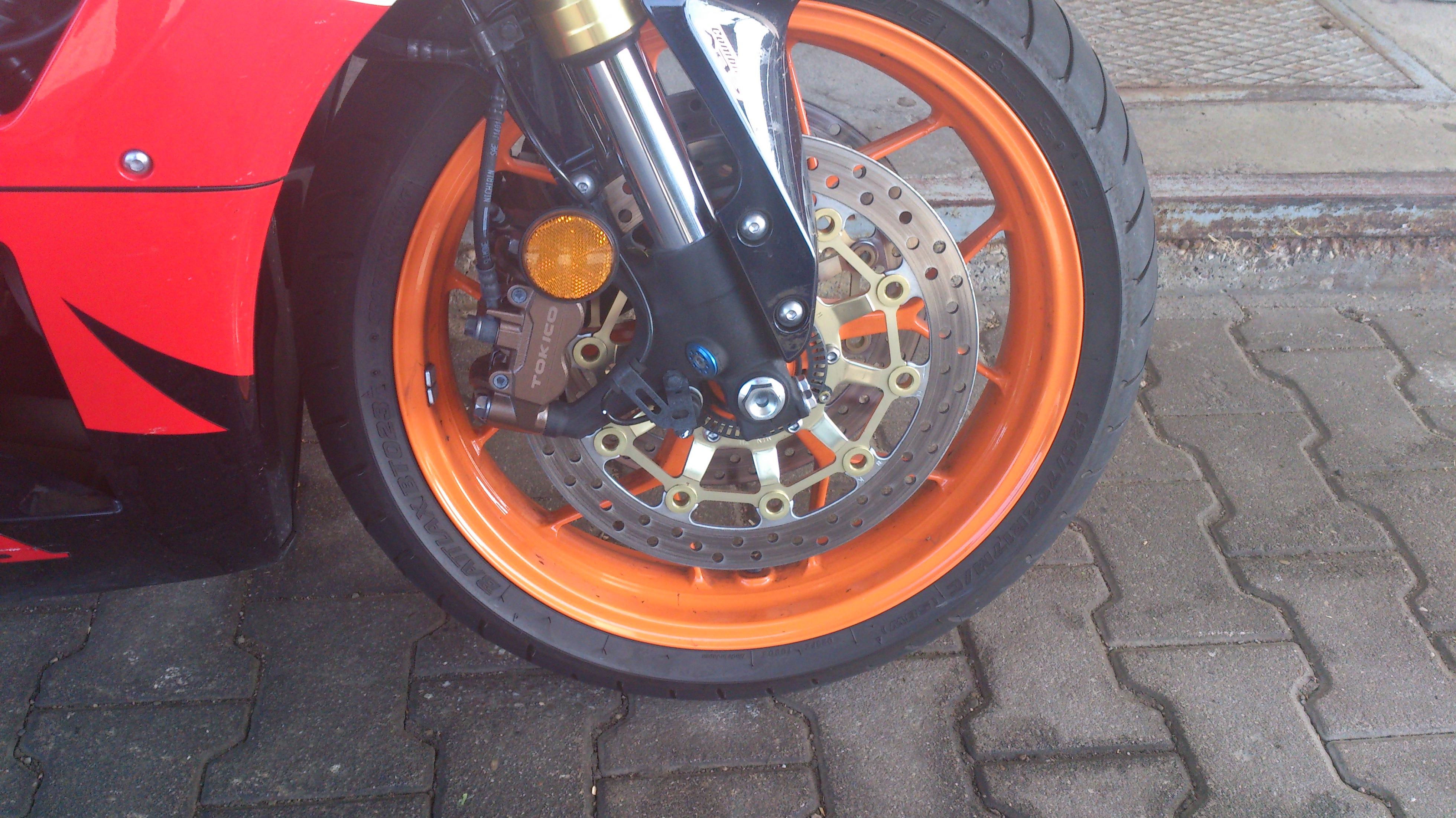 Honda CBR600RR Test_2