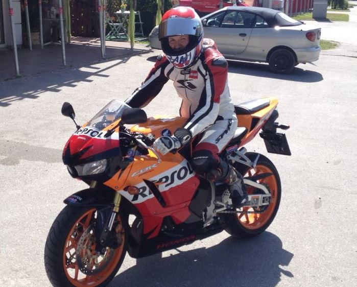 Honda CBR600RR Test_3