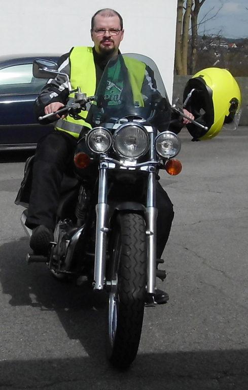 Motorrad kennenlernen