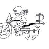 Motorradtouren von Frauen für Frauen