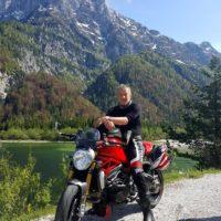 Biker sucht Bikerin um die 50