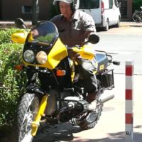 Sozia für BMW, YAHAMA oder Suzuki gesucht