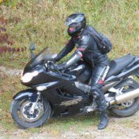 Motorradfahrer kennenlernen