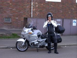 Suche nette Bikerin oder Sozia für gemeinsame Touren.....