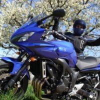Satt, öfter allein  :-( gefahren . Suche auf my Seite Bikerin mit Motorrad