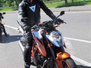 Suche Bikerin für gemeinsame Ausfahrten
