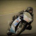 Motorradfahrerin gesucht