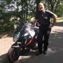 Biker sucht nette Bikerin im Raum Darmstadt / Odenwald